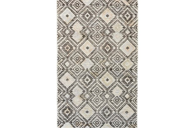24X36 Rug-Native Diamond Grey - 360