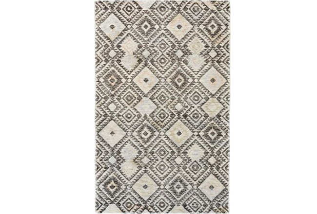 114X162 Rug-Native Diamond Grey - 360