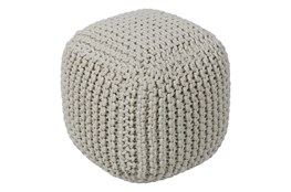 Pouf-Braga Natural