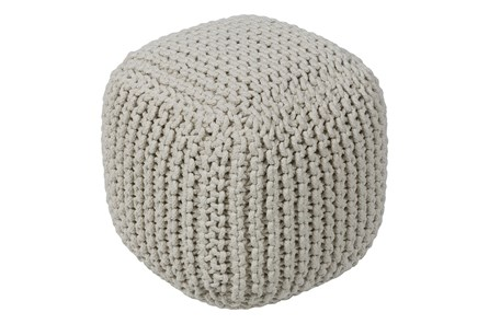 Pouf-Braga Natural - Main