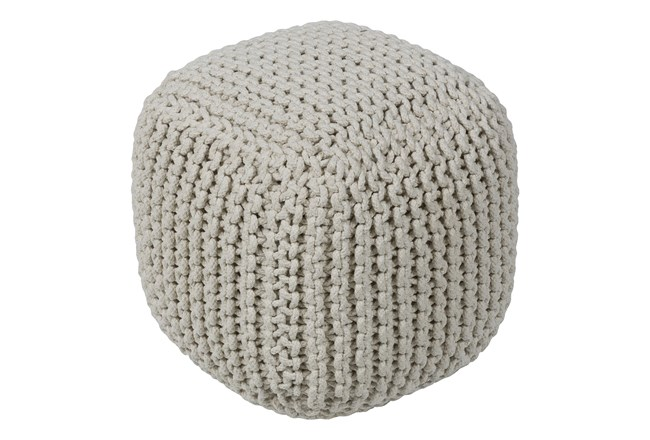 Pouf-Braga Natural - 360