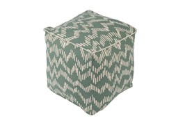 Pouf-Somerset Green
