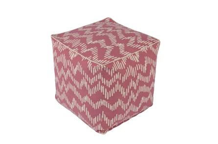 Pouf-Somerset Pink