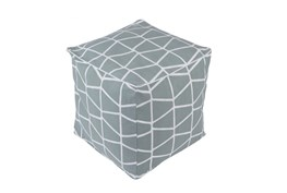 Pouf-Somerset Grey