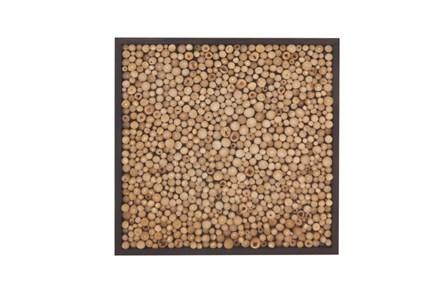 Teak Wood Wall Panel - Main