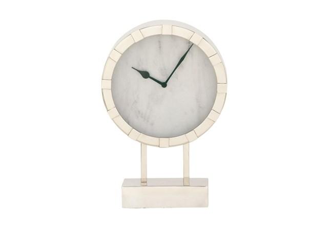 Steel Table Clock Short - 360