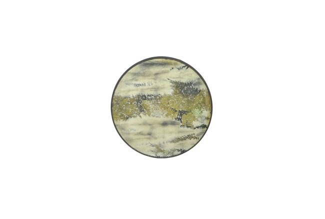 Mirror-Round Antique 12X12 - 360