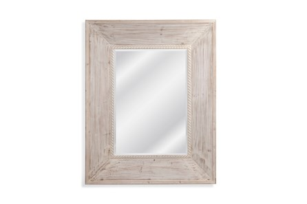 Mirror-Weathered White Coastal 40X50 - Main