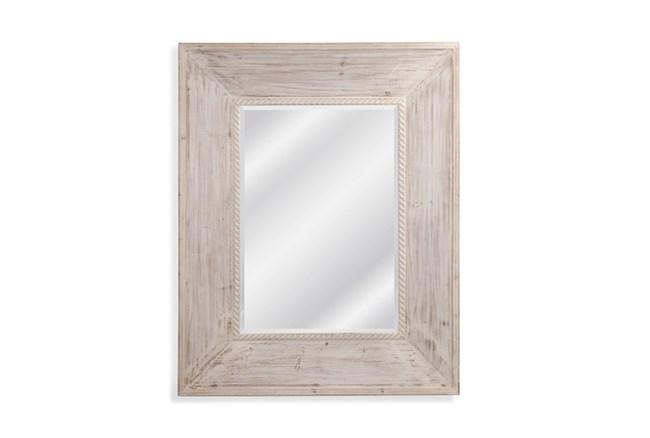 Mirror-Weathered White Coastal 40X50 - 360