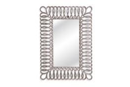 Mirror-Silver Loops 38X48