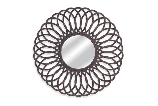 Mirror-Bronze Kaleidescope 48X48 - 360