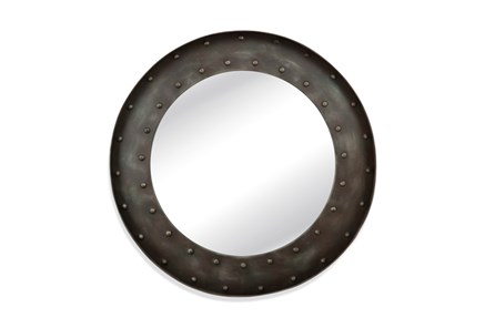 Mirror-Dark Metal Stud 41X41 - Main