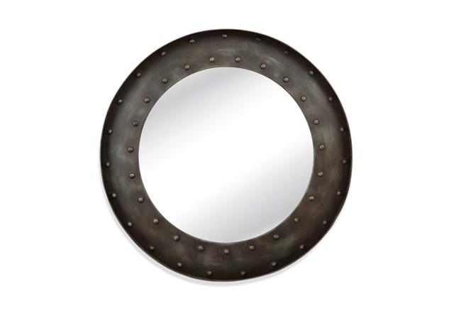Mirror-Dark Metal Stud 41X41 - 360