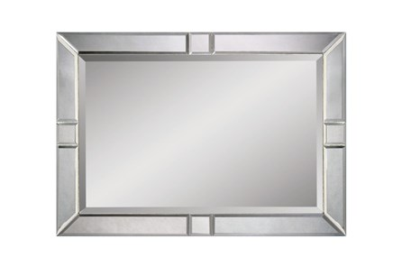 Mirror-Bevel Mirror 30X42 - Main