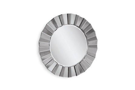 Mirror-Beveled Circle 35X35 - Main