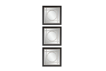 Mirror-Gemini Set Of 3 16X16