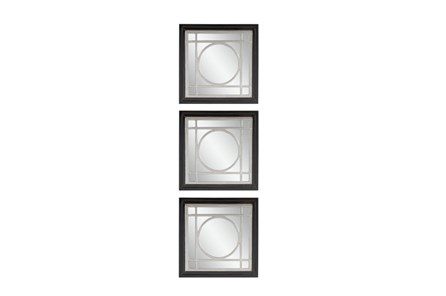 Mirror-Gemini Set Of 3 16X16 - Main