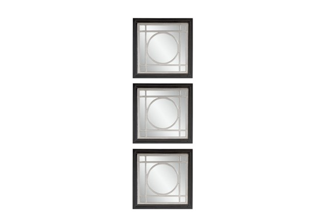 Mirror-Gemini Set Of 3 16X16 - 360