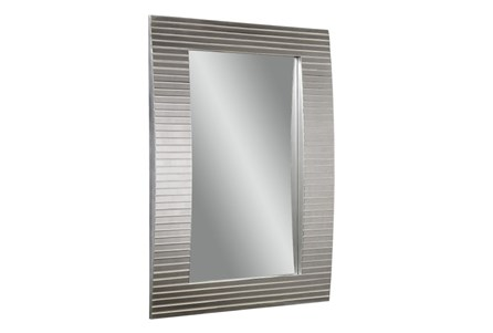 Mirror-Beveled Ribbed 38X52
