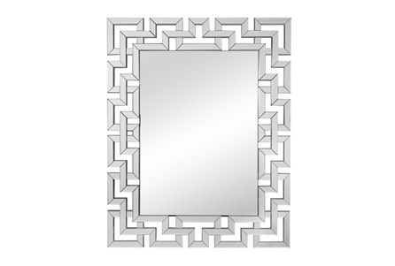 Mirror-Glass Tetris 39X48