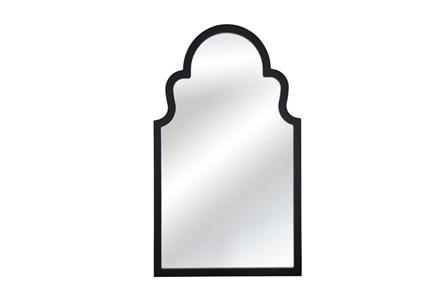 Mirror-Black Lacquer Arch 24X40