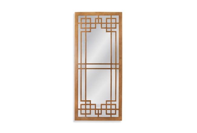 Mirror-Circle Leaves 16X36 - 360
