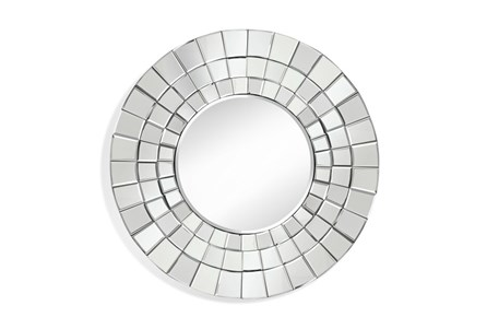 Mirror-Mosaic Circle 32X32