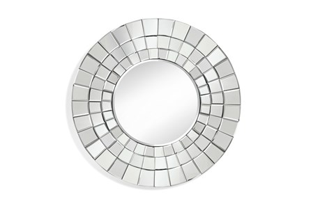 Mirror-Mosaic Circle 32X32 - Main