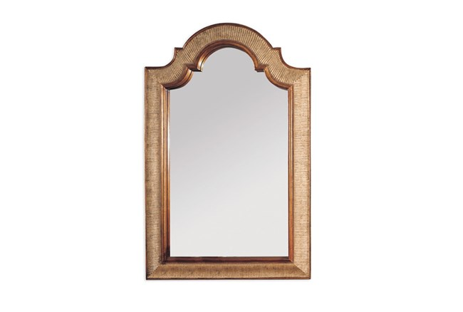 Mirror-Gold Ribbed Arches 28X45 - 360