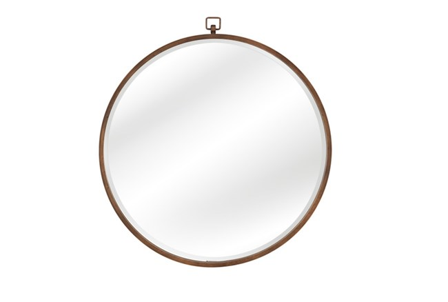 Mirror-Thin Bronze Trim 36X36 - 360