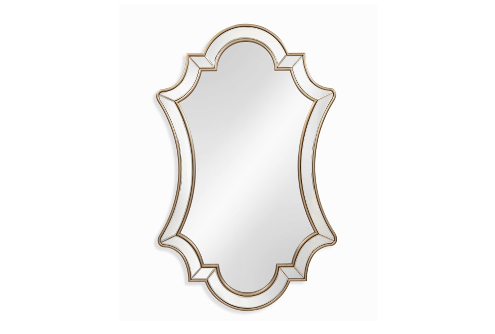 Mirror Gold Wonderland 30x48 Qty 1 Has Been Successfully Added To Your Cart