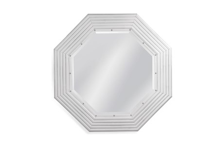Mirror-White Stud 48X48