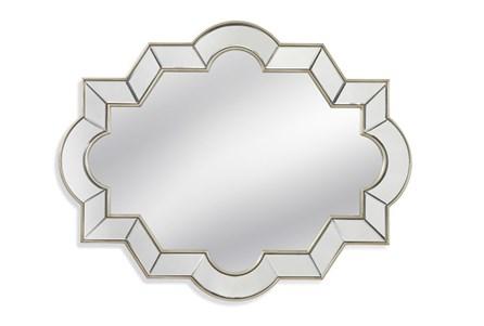 Mirror-Champagne Silver Charm 40X50