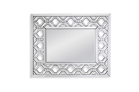 Mirror-Glass Border Charms 39X48 - Main