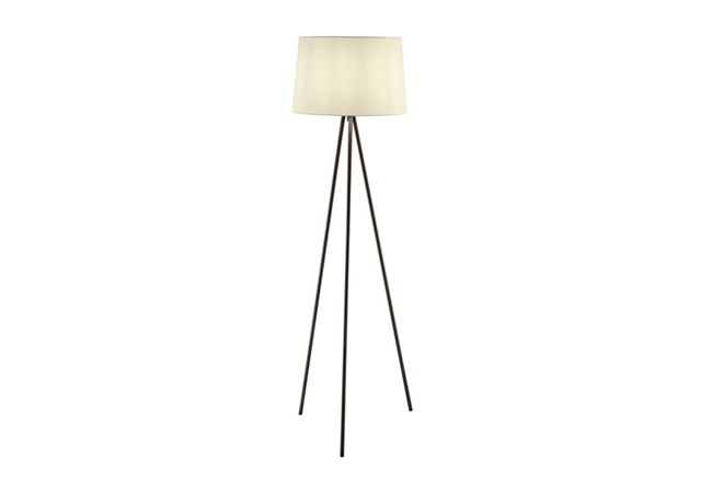 Floor Lamp-Spectra Black - 360