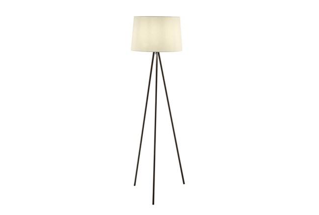 Floor Lamp-Spectra Black - 360