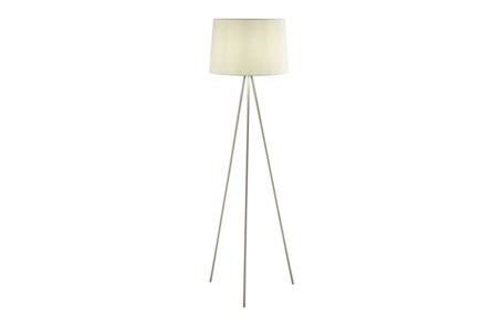 Floor Lamp-Spectra Nickel - Main