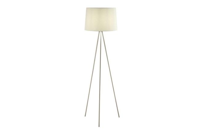 Floor Lamp-Spectra Nickel - 360