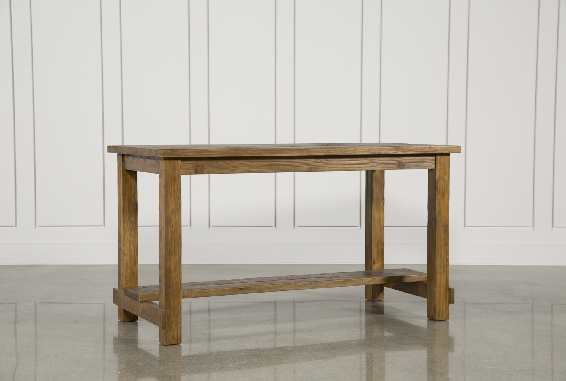 Natural Wood Pub Table (Qty: 1) Has Been Successfully Added To Your Cart.