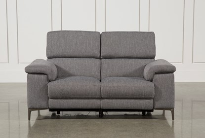 Stupendous Talin Grey Power Reclining Loveseat W Usb Ocoug Best Dining Table And Chair Ideas Images Ocougorg