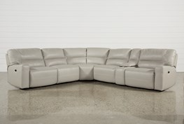 Renaldo 6 Piece Power Reclining Sectional
