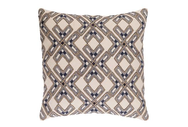 Accent Pillow-Fiji Jute Natural 18X18 - 360