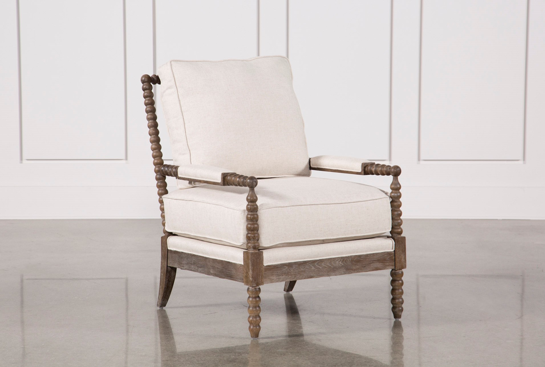 Living Spaces Accent Chairs : Emma Accent Chair  Living Spaces