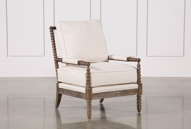 Emma Accent Chair - 360