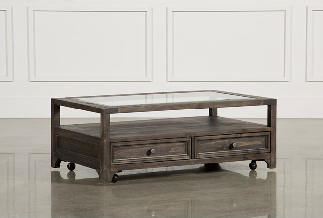 Valencia Coffee Table - 360