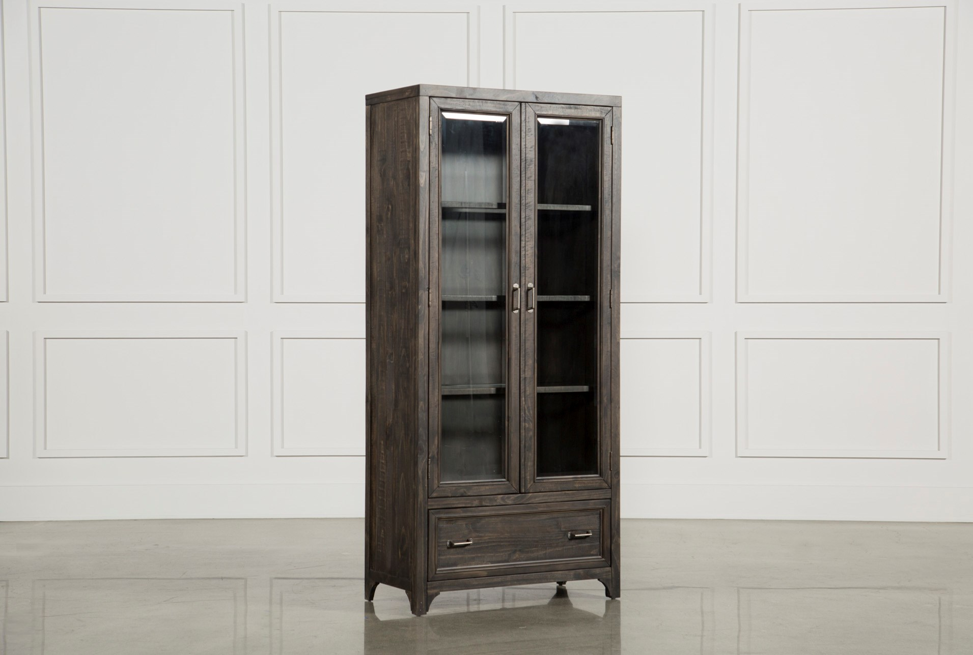 Finest Curio Cabinets for Your Dining Room | Living Spaces PL63