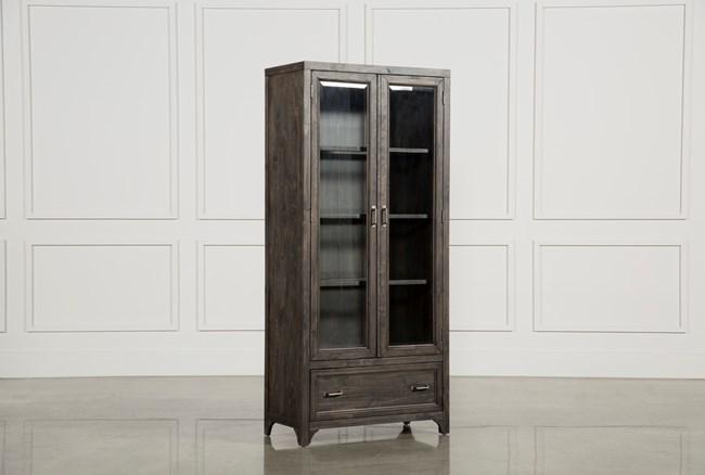 Valencia Curio Cabinet - 360