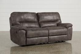 Neve Grey Reclining Sofa