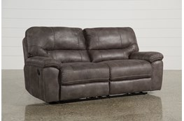 Malia Power Reclining Sofa Living Spaces