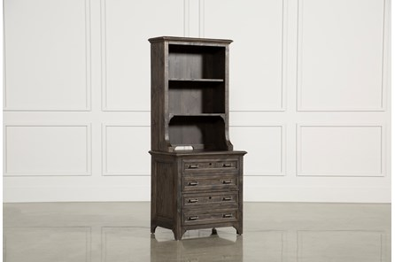 Valencia Lateral File/Hutch - Main